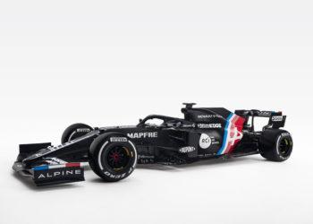 F1 Formula 1 Alpine A521