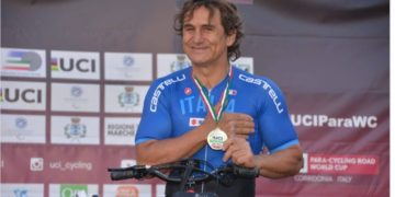 Alex Zanardi able to speak with family again after last summer's accident