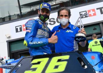 F1 Formula 1 Alpine Davide Brivio Cyril Abiteboul