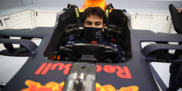 F1 Formula 1 Sergio Perez Red Bull Racing