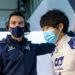 F1 Formula 1 Yuki Tsunoda Alpha Tauri Imola car