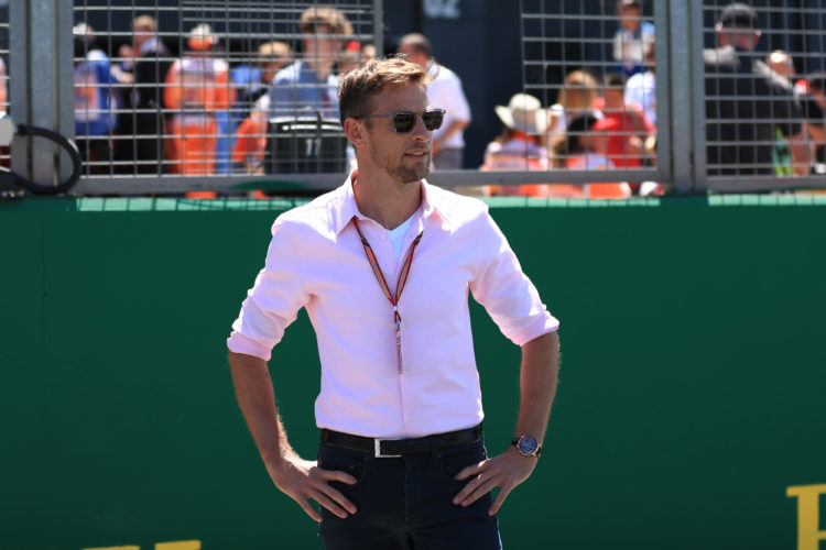 F1 Formula 1 Williams Jenson Button Williams advisor