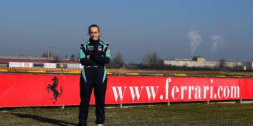 F1 Formula 1 Maya Weug Ferrari Driver Academy