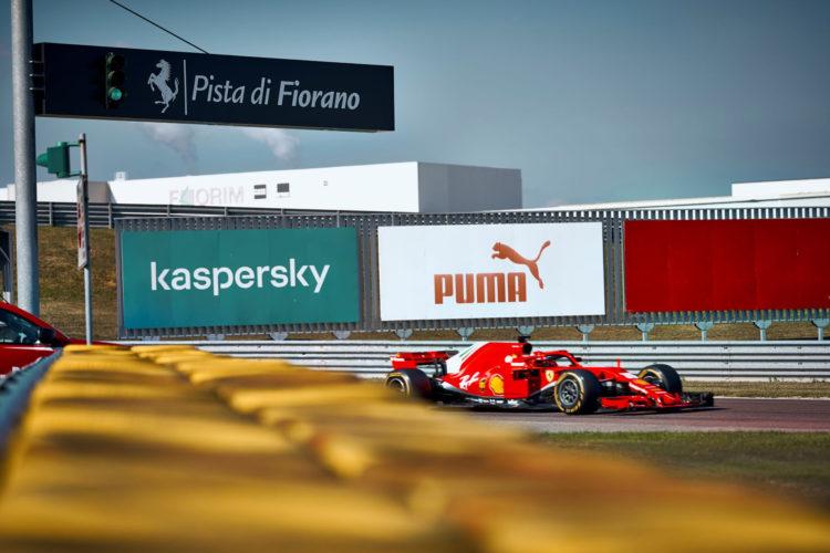 F1 2018 Formula 1 Ferrari Carlos Sainz Charles Leclerc