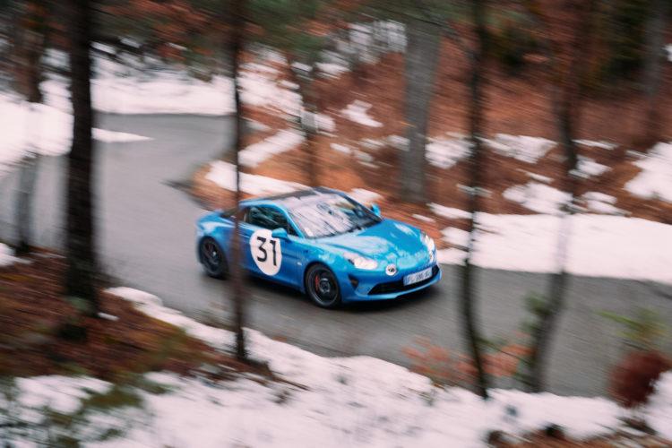 F1 Formula 1 Alpine Esteban Ocon Monte Carlo