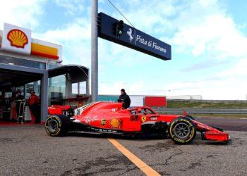 F1 Formula 1 Ferrari Giuliano Alesi Marcus Armstrong Robert Schwartzman