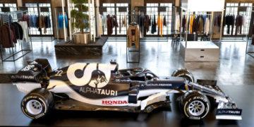 2021 F1 Formula 1 Alpha Tauri AT02 Honda Tsunoda Gasly