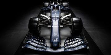 F1 Formula 1 Alpha Tauri Jody Egginton AT02 aero