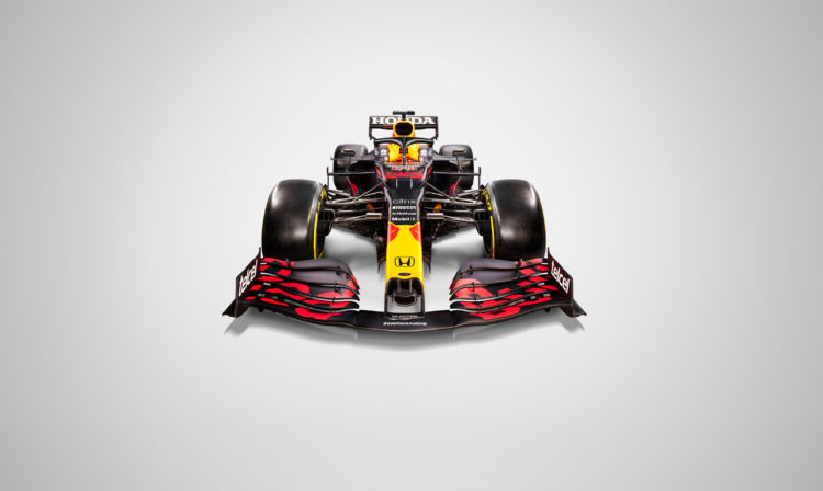 Red Bull launch their RB16B