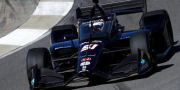 F1 Formula 1 IndyCar Romain Grosjean IndyCar testing