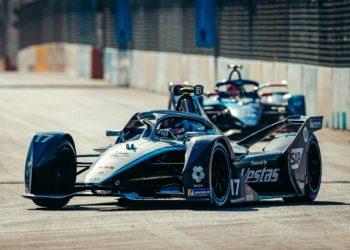 De Vries fastest in red flag interrupted FP2