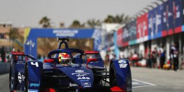 Frijns tops final practice in Diriyah