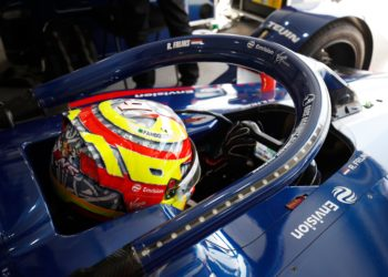 First pole for Frijns as Mercedes powered cars sit out quali