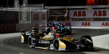 Vergne loses out as post-race penalties applied