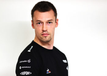 F1 Formula 1 Alpine Daniil Kvyat reserve driver