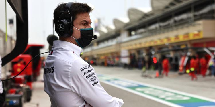 F1 Formula 1 Mercedes Toto Wolff sprint races