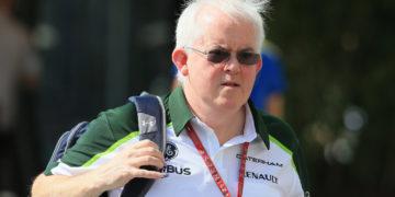 F1 Formula 1 Caterham Finbarr O'Connell Abu Dhabi 2014