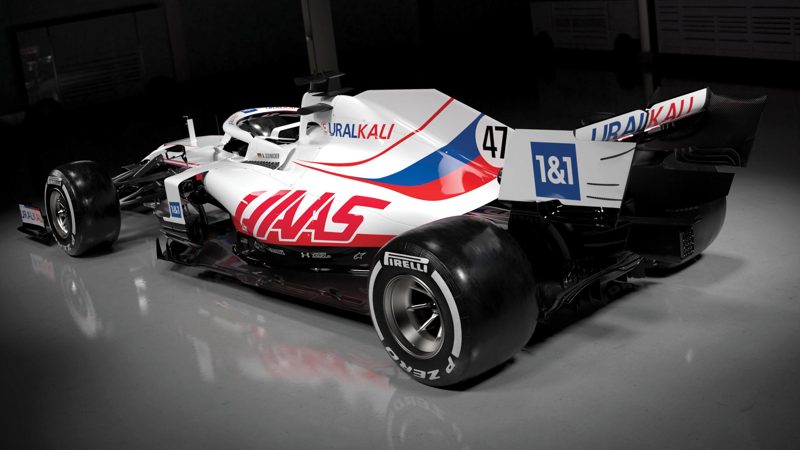 F1 Formula 1 Haas Nikita Mazepin Russia