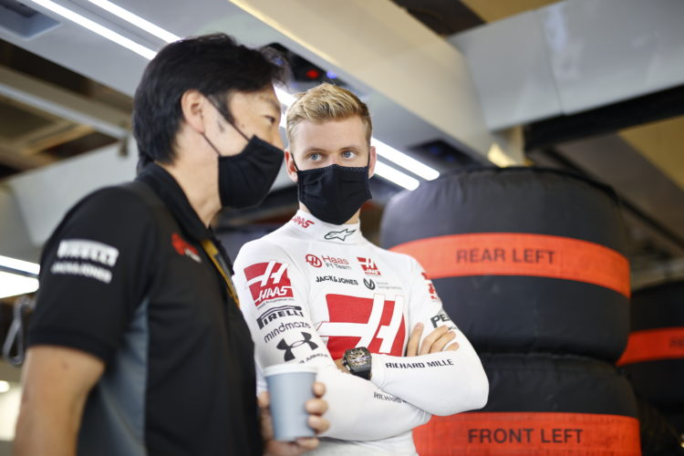 F1 Formula 1 Haas Mick Schumacher 2021