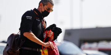 F1 Formula 1 Guenther Steiner Haas 2021