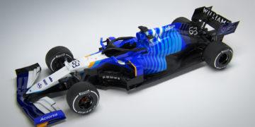 F1 Formula 1 Williams Simon Roberts token spend