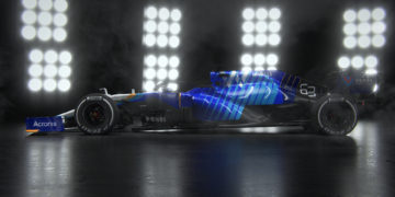 First Pictures: Williams' 2021 FW43B