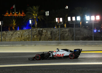 F1 Formula 1 Haas testing Sakhir Mazepin Schumacher