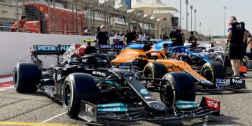 F1 Formula 1 Mercedes gearbox