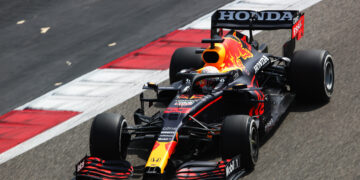 F1 Formula 1 Red Bull Racing testing