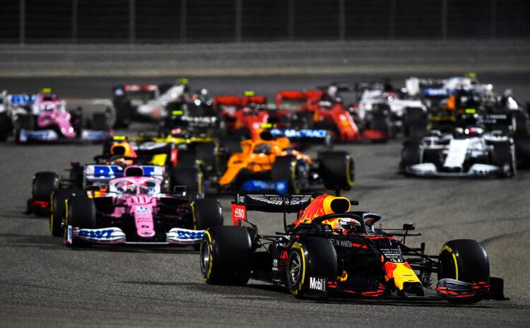 F1 Formula 1 Red Bull Racing Max Verstappen