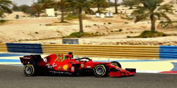 F1 Formula 1 Ferrari testing results bahrain day 2 saturday