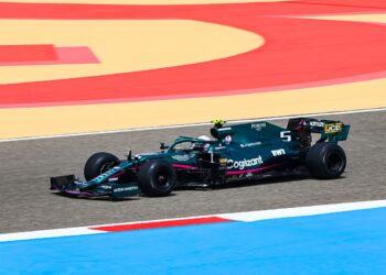 F1 Formula 1 Aston Martin Sebastian Vettel
