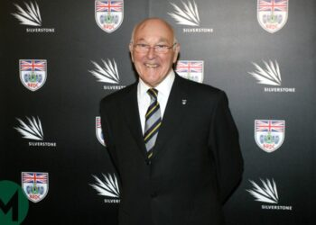 F1 Formula 1 Murray Walker OBE