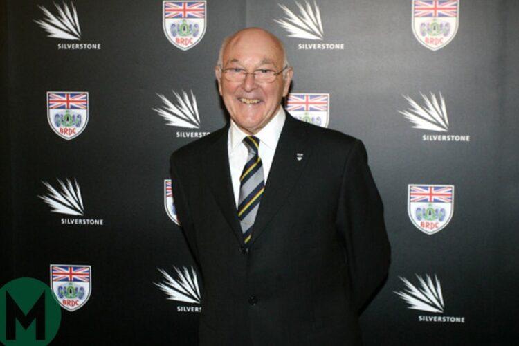 F1 Formula 1 Murray Walker OBE