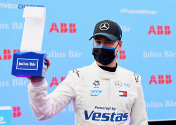 Vandoorne secures pole for Rome E-Prix 1