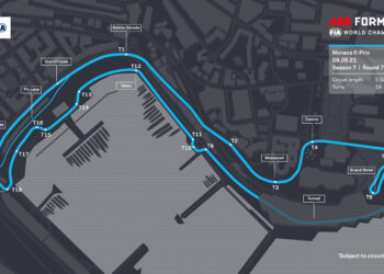 Formula E to race the full Monaco circuit