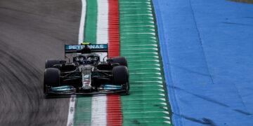 2021 Emilia Romagna Grand Prix - Practice