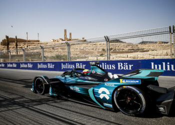 NIO 333 the latest to sign on for Gen3