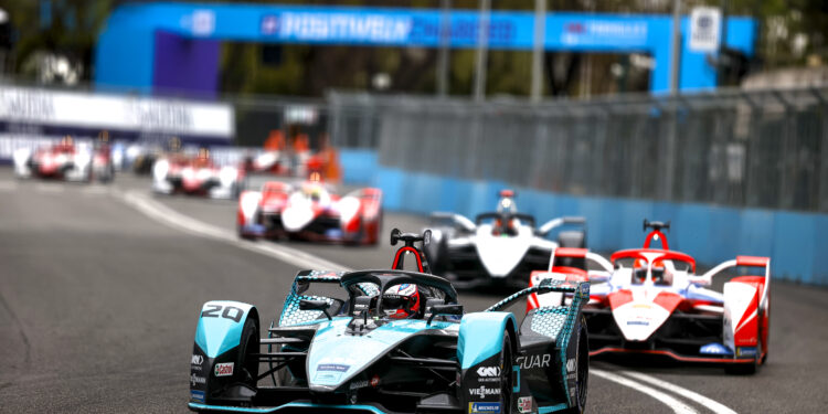 Formula E adds US and UK as full calendar is announced