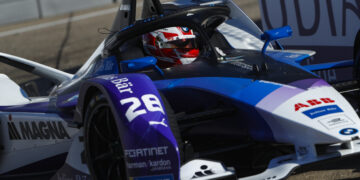 Guenther tops very close Valencia practice