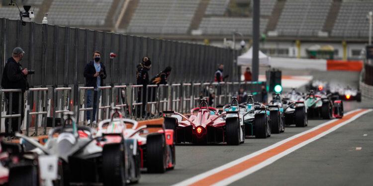 Qualifying results – Valencia E-Prix 1