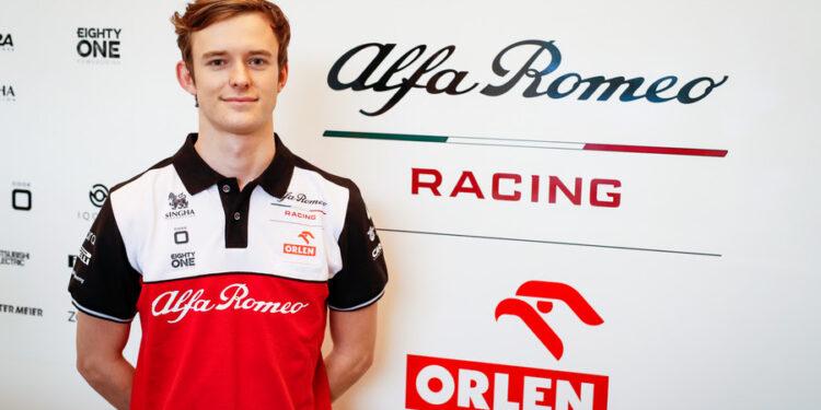 Callum Ilott signed as Alfa Romeo reserve