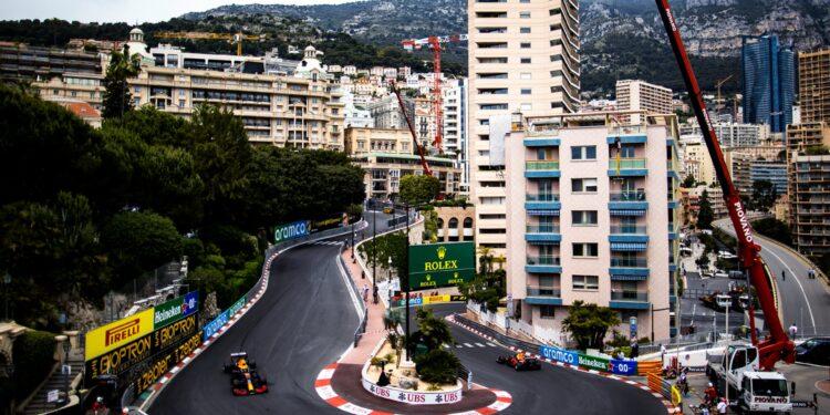 Race results – 2021 Monaco Grand Prix