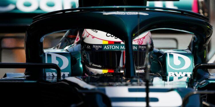 Vettel on first Aston Martin points: 'We've waited for that'