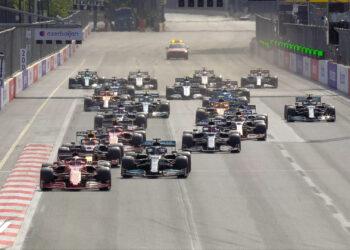 Race Results – Azerbaijan Grand Prix 2021