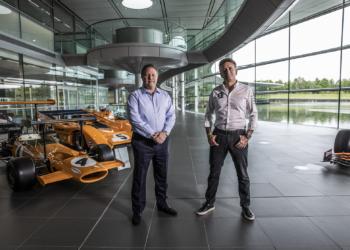 McLaren sign up for Extreme E season 2