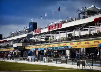 (FP1) First Practice Results – 2021 French Grand Prix