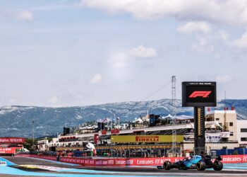 (FP2) – Second Practice Results – 2021 French Grand Prix