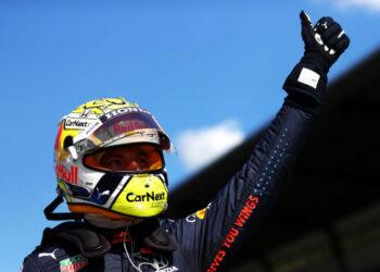 Verstappen: pole lap was 'good enough'
