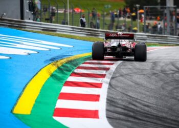 Qualifying Results – 2021 Austrian Grand Prix